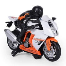 Motorcycle Toddlers Toy Car for 2 3 4 5 Year Old Boys Girls Preschool Games - $21.43