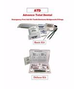 Advance Total Dental Emergency First Aid Kit Teeth-Dentures-Bridgework-F... - $6.99+