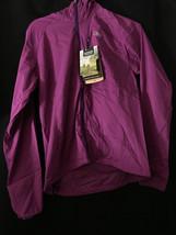 Outdoor Research Womens Tantrum Hooded light running jacket medium wisteria - $69.30