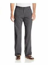 Lee Men's Weekend Chino Straight Fit Flat Front Pant 30X30 NEW - $20.89