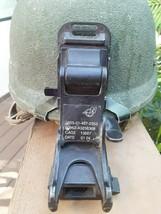 MARINES ARMY USMC TACTICAL COMBAT HELMET w/ KEVLAR NIGHT VISION MOUNT MI... - $97.99