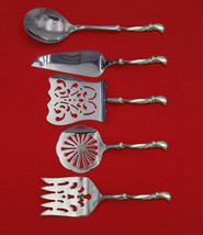 Waltz of Spring by Wallace Sterling Silver Brunch Serving Set 5pc Custom Made - $359.00