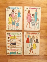 Vintage Sewing Patterns: McCalls, Simplicity, Kwik-Sew, Butterick: 60s and 70s image 9