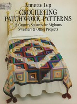 """Crocheting Patchwork Patterns"" Dover Needlework Series - Gently Used - $4.00"