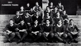 1911 Clemson Tigers 8X10 Photo Team Picture Ncaa Football - $3.95