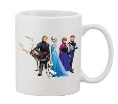 disney frozen friend 04 Mugs Cups Mugs & Funny Gift for Coffee Lovers Mug - $16.50