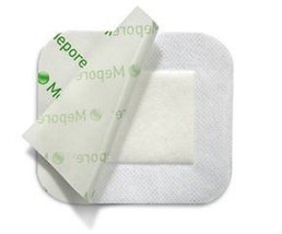 Mepore Dressings 9cm x 15cm x 50 Adhesive Absorbant - $27.17