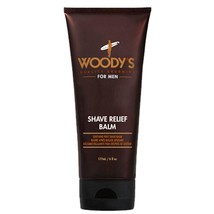 Woody's Shave Relief Balm Soothing Post-Shave Balm 177mL / 6 fl oz Shaving - $13.95