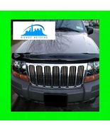 1999-2004 JEEP GRAND CHEROKEE CHROME TRIM FOR GRILL GRILLE 5YR WARRANTY - $31.90