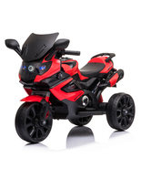 Super Moto 12V 4.5A.h Children's Motorcycle without Remote Control Red W... - $149.99
