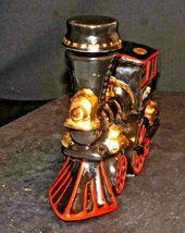 Ezra Brooks Decanter Train 1960 AA19-1549 Vintage image 7