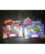 Marvel Minimates Wolverine and Reaper iron man 2020 and ultron lot of 4 - $16.98