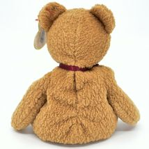 1993/1996 Ty Beanie Baby Curly the Bear Retired Beanbag Plush Toy Doll image 3