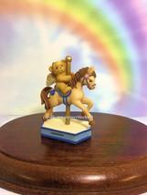 Cherished Teddies Avon Monthly Carousel - September NIB - $24.70