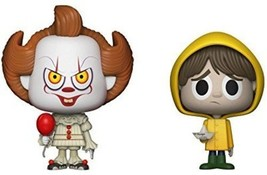 Stephen King It Movie Pennywise The Clown and Georgie 2 Collectible Viny... - $11.94