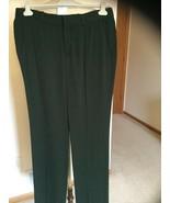 Women's Pants,Green,Size 12,,Armani Collezioni,NWT - $94.05