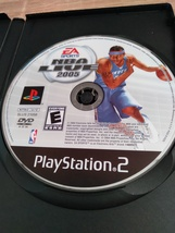Sony PS2 NBA Live 2005 (disc only) - $4.00
