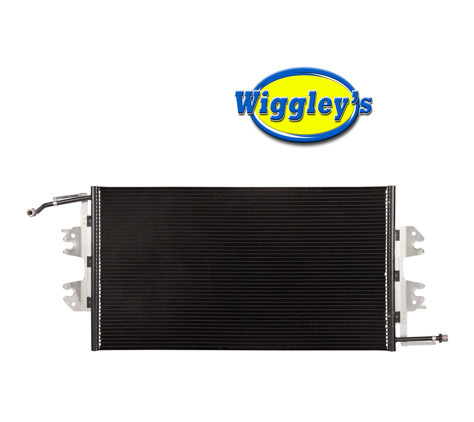 A/C CONDENSER GM3030180 FOR 96 97 98 99 00 01 02 CHEVROLET GMC 1500 2500 3500