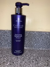 Alterna Caviar Anti.Aging Replenishing Moisture Shampoo Dry Hair 16.5oz - $28.04
