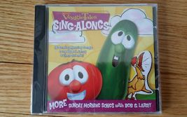 More Sunday Morning Songs with Bob and Larry by VeggieTales (CD, Feb-200... - $9.90