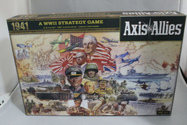 Axis Allies 1941 World War II Strategy Board Game Children Desktop War G... - $43.95