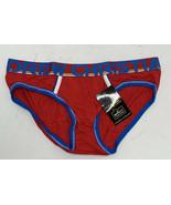 Andrew Christian Cool flex Show It NWT red blue men's sz L model active ... - $21.78