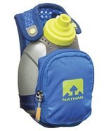 Nathan Quick Shot Plus Handheld Hydration Pack, Blue - $39.58
