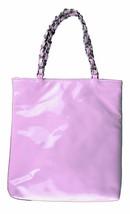 Neu Sanrio Hello Kitty Pink Abend Geldbörse Coco Gesteppt Gesicht Lack Leder Nwt image 2