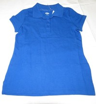 Old Navy Mädchen Jugend Kurzärmeliges Polohemd S 6-7 Blau Ta Schulunifor... - $16.03