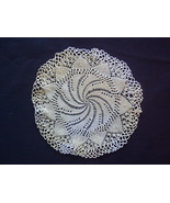 Vintage - Pinwheel Crochet Doilies (Coasters?) - $10.00