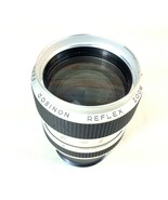 Vintage Argus Cosina Reflex Zoom Super 8 Camera Lens f 1.7 8-64mm 714095... - $39.59