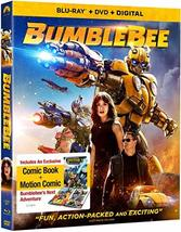 Bumblebee (Blu-ray + DVD + Digital, 2019)
