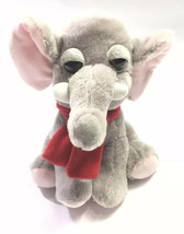 "Best Made Toys Elephant Plush Stuffed Animal Scarf Droopy Large Eyes 10"" - $13.80"