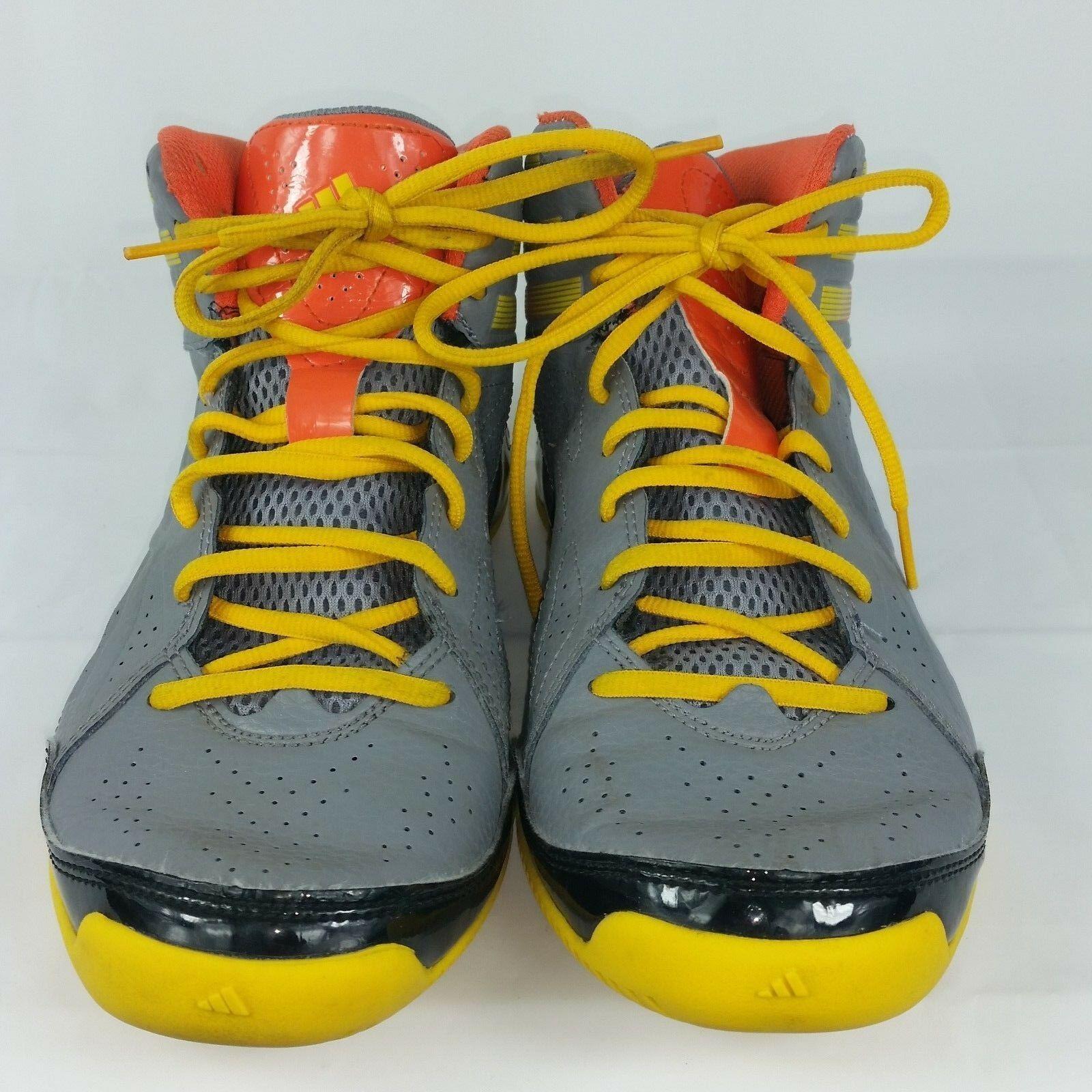 97144feecf2 preowned Adidas size 7 basketball shoe EUC and 50 similar items