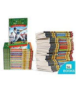 Magic Tree House 56 Book Mega Set - Mary Pope Osborne (Original Magic Tr... - $279.99