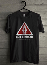 404 Error Men's T-Shirt - Custom (743) - $19.12+
