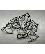 12 pcs 1930s 1940s 1950s trim clips GM Cadillac Buick Chevy NOS .700 x .... - $8.10