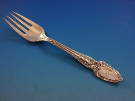 "Broom Corn by Tiffany & Co. Sterling Silver Fish Fork 4-tine 6 3/4"" Vintage - $189.00"