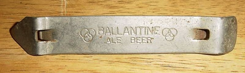 Primary image for Vintage Ballantine Ale Beer Bottle Opener