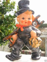 "HUMMEL Goebel CHIMNEY SWEEP Figurine, KF40, 5 1/2"" - $125.00"