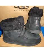UGG Australia CYPRESS Black Water  Resistant Boots Size US 7,EU 38 NEW #... - $82.12