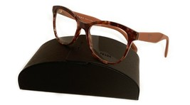 Prada Women's Brown Tortoise Glasses with case VPR 12T UE0 1O1 51mm - $185.99