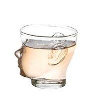 East Majik Creative Crystal Design Beer/Vodka/Wine Cup Set of 3 - $43.66