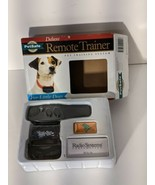 PetSafe Deluxe Remote Trainer Small Little Dogs PDLDT-305 NEW OPEN BOX - $28.04