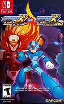 Mega Man X Legacy Collection Standard Edition Nintendo Switch Video Games - $33.25