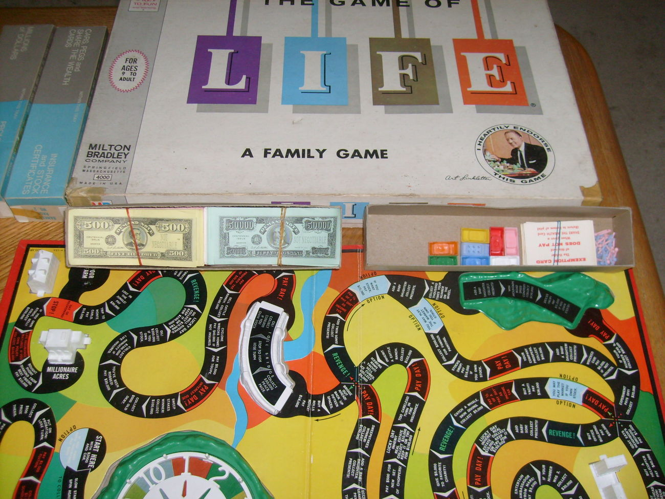 You Don't Say Board Game NOS 1960s Vintage by domesticdebbie  1960 Board Games List