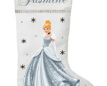 Cinderella Christmas Stocking - Personalized and Hand Made