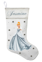 Cinderella Christmas Stocking - Personalized and Hand Made - $29.99