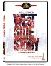 West Side Story - DVD ( Ex Cond.) - $9.80