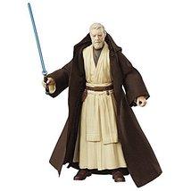 Star Wars The Black Series 40th Anniversary Ben (Obi-Wan) Kenobi 6 Inch ... - $22.62